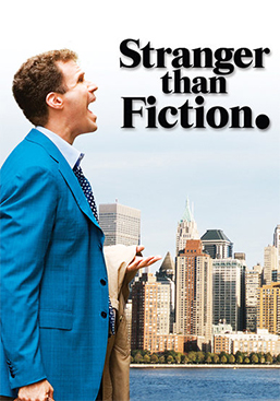filmposter Stranger than fiction
